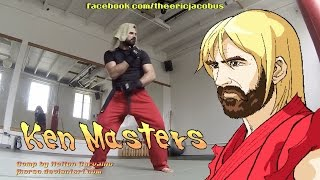 Street Fighter in Real Life - Ken