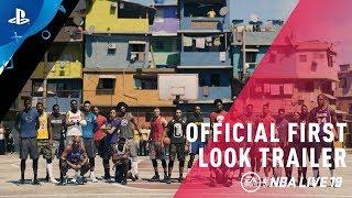NBA 19 – E3 2018 First Look Trailer | PS4