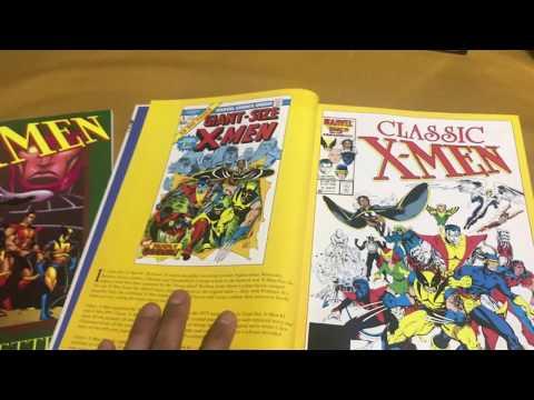 What is X-men Classic Omnibus?