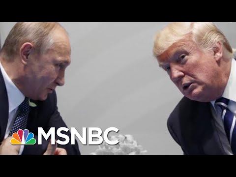 Michael McFaul: Trump Suggesting Russia Should Rejoin G7 Makes Him Look Weak | The 11th Hour | MSNBC