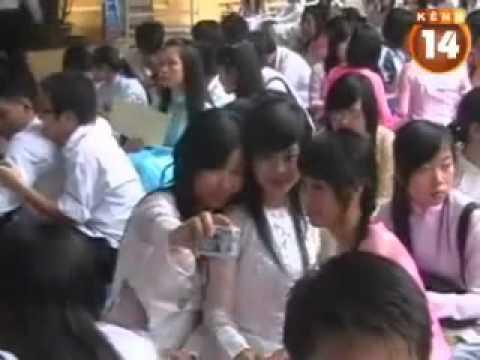 Ngày chia tay - A5 06-09 - THPT Trần Phú.flv