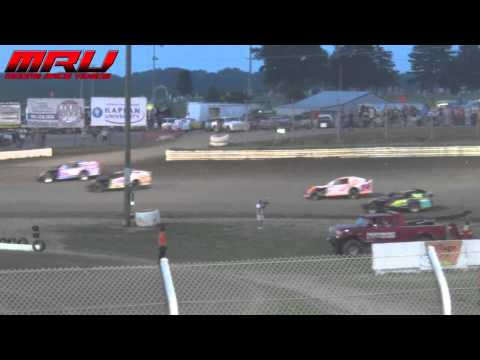 IMCA Northern Sportmod Feature at Eagle Raceway on July 5th