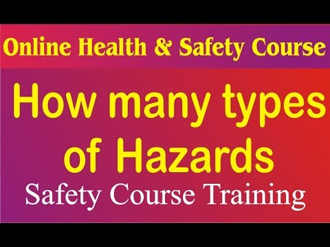 Online Health Safety Courses in India | How many types of  H