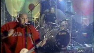Скачать 1985 Bowling For Soup Live Kimmel 18 October 2004