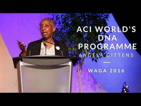 ACI Developing Nations Assistance Programme | 2016 World Annual General Assembly