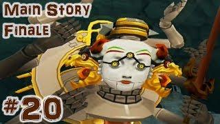 Naruto Uzumaki Chronicles 2 Part 20: Master Puppet Boss Battle!