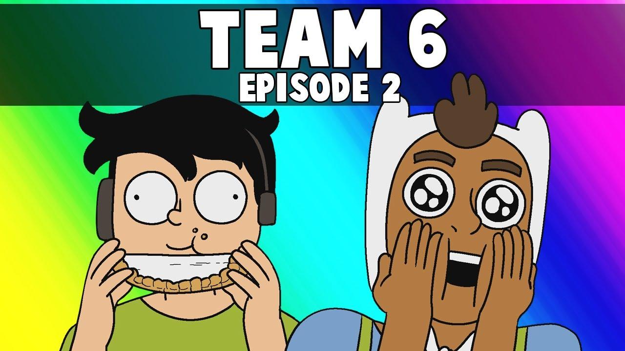 Vanoss Gaming Animated: Team 6 - Vegas! (Episode 2)