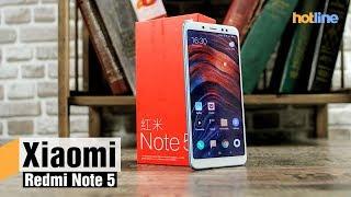 Xiaomi Redmi Note 5  — обзор смартфона