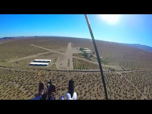 Landing runway 8 at Brian Ranch