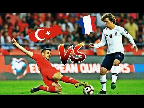 Dorukhan Toköz'ün Fransa maçı performansı 🇹🇷 (Defansif müdahamleler, önemli anlar ve asisti)