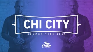 "FREE Oldschool Beat - ""Chi City"" Common x Dillon Cooper Type Instrumental (Prod. The Cratez)"