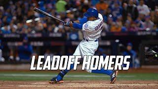 MLB   Curtis Granderson - Leadoff Home Runs