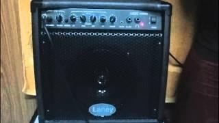 รีวิวแอมป์ Laney LA20C Acoustic 20W
