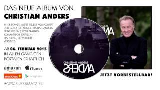 Christian Anders - ANDERS 2015 Album Vorschau