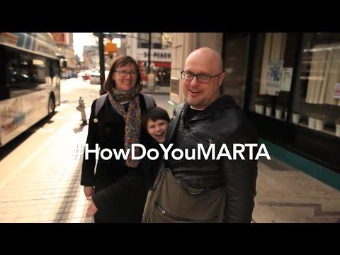 #HowDoYouMARTA with Darin