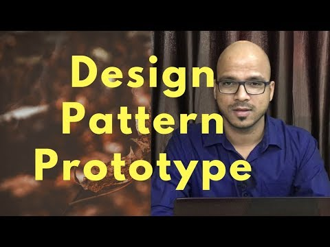 Prototype Design Pattern in Java