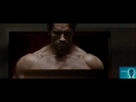 CG Arnold Schwarzenegger Terminator 4 - 3D Photorealistic ...