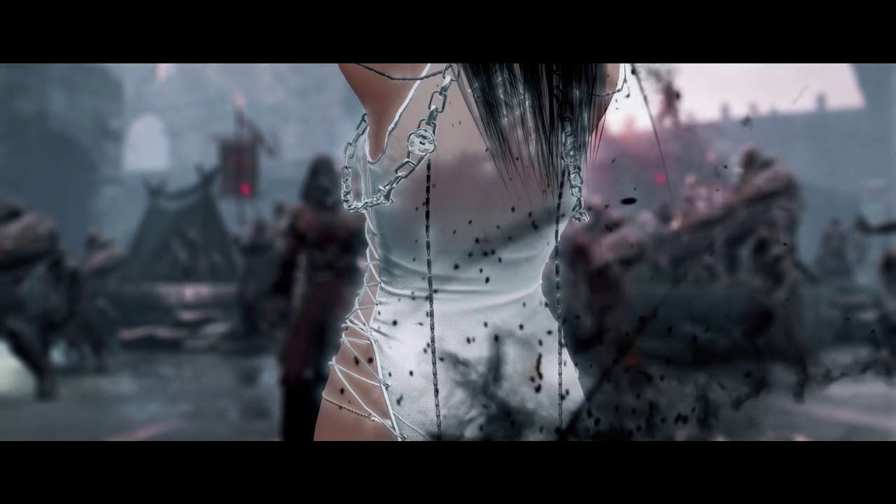 Video - Black Desert Online Lahn Awakening Trailer | Black