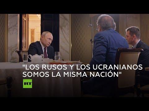 Putin, sobre Rusia