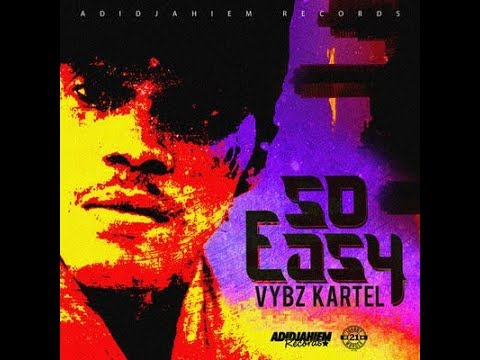 🤴🏾 Vybz Kartel - So Easy [Official Audio] OUT NOW❗️ Sept 2017
