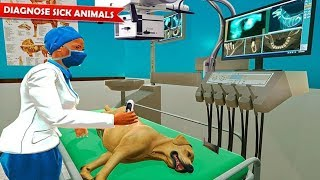Pet Hospital Vet Clinic Animal Vet Pet Doctor Game Android Gameplay