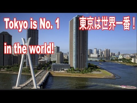 Tokyo東京=Best city in the world!!! JNEWS!)