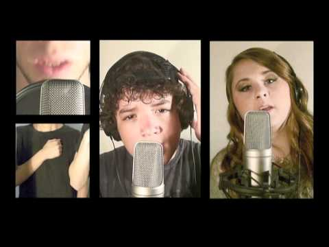Justin Bieber - That Should Be Me Cover by Tae Brooks & Brogan Burnside - (Remix BeatsByiTALY)