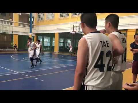 """WIS vs Concordian Varsity Boys Basketball 2017 """"AISAA League"""" (HOME)"""
