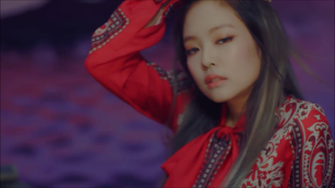 Blackpink Jennie Playing With Fire Sols And Screen Time