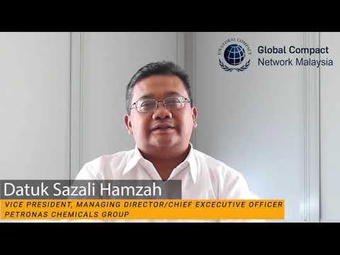 GCMY CEO Wisdom Series Featuring Datuk Sazali Hamzah, CEO of Petronas Chemicals Group