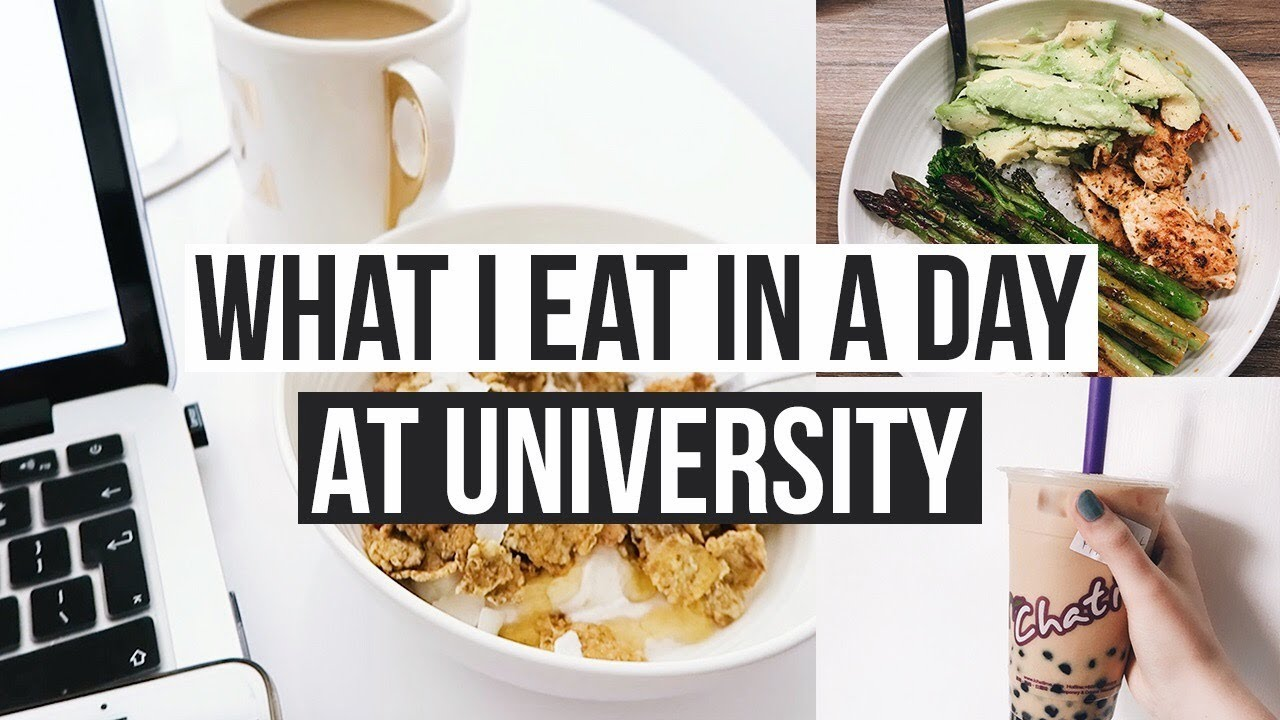 What i eat in a day university 2017 youtube what i eat in a day university 2017 ccuart Image collections