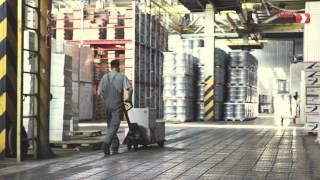 Автоматизированное управление складом автомобильных дисков и шин компании