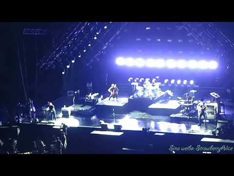 OneRepublic 2017 Live in Shanghai, Mercedes Benz Arena, 27/09/2017.