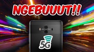 5 Smartphone 5G Terbaik yang Siap Hadir di 2019!