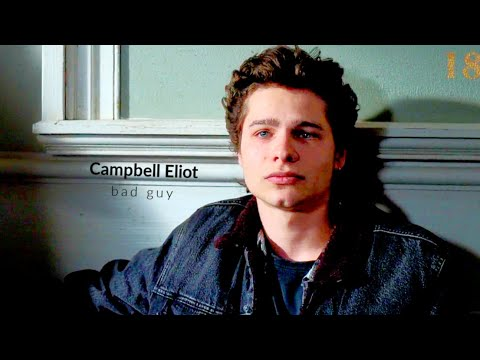 Campbell Eliot | bad guy