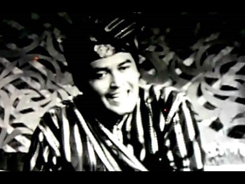 DANG ANOM - The Legend From The Malay Annals - Singapore Old Movie [HD]
