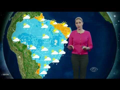 Previsão do tempo: tempo instável em quase todo Brasil