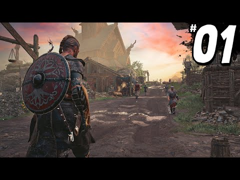 Assassin's Creed Valhalla Wrath Of The Druids DLC - Part 1 - WELCOME TO IRELAND