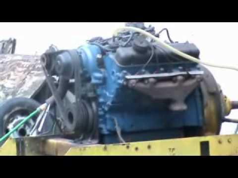 Ford 534 V8 Youtube