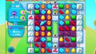 Candy Crush Soda Saga Level 265 HARD JAM LEVEL!