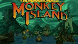 Monkey Island 3: The Curse of Monkey Island Walkthrough part 1