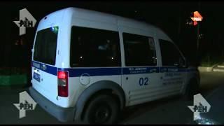 Вооруженные грабители похитили деньги из  Сбербанка  на севере Москвы   РЕН ТВ