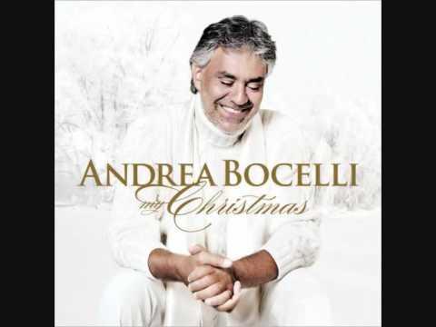 Adeste Fideles Joyeux Noel.Andrea Bocelli Adeste Fideles
