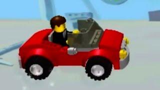 Обзор новой игры Lego Cars. Игры для детей