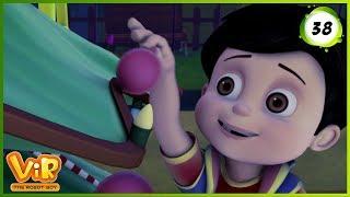 Baixar Vir: The Robot Boy | Merry Christmas Fursatganj Part - 1 | Action Show for Kids | 3D cartoons