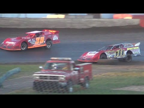 Willamette Speedway-Super Late Model-Heats 2018