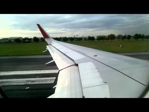 [TAKEOFF] airasia Bangkok(DMK) to Hatyai(HDY) @Donmuang airport FULLHD