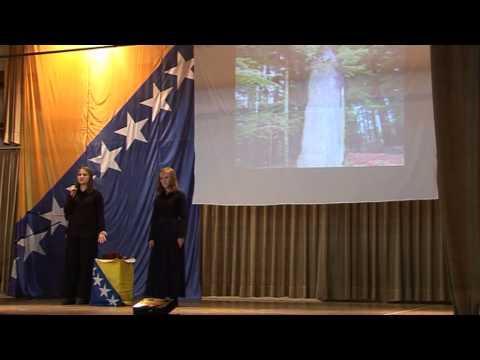 Dan Drzavnosti part 3 Sarajevo College Vraca Campus
