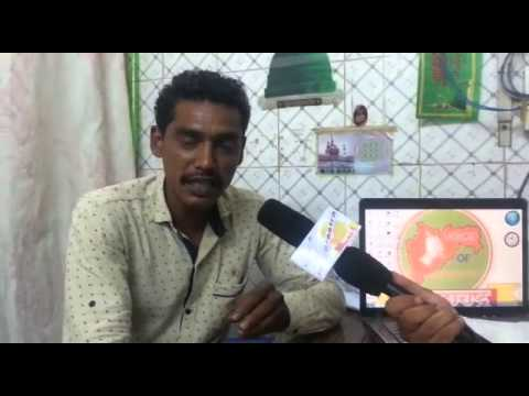 Social worker Afzal Ansari interview about the pro