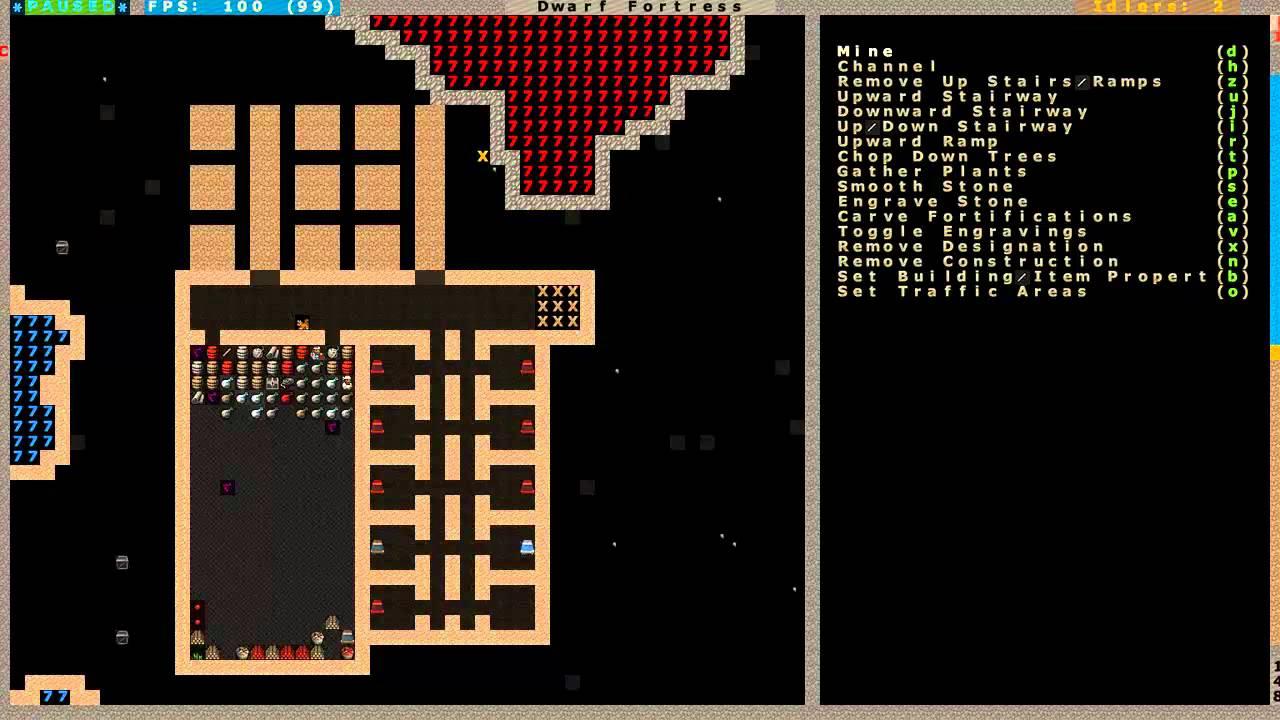 Dwarf Fortress Genesis Episode 4